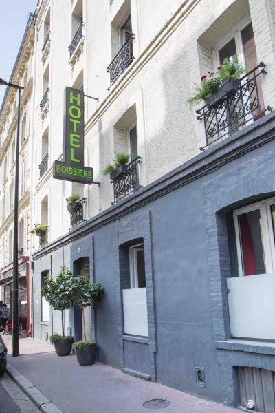 Hôtel Boissière, 巴黎