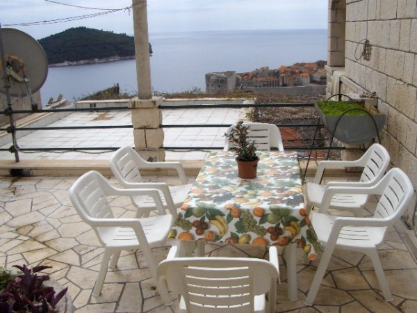 House With Garden, Dubrovnik