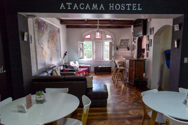 Atacama Hostel, Santiago