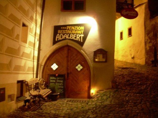 Pension Adalbert***, Český Krumlov