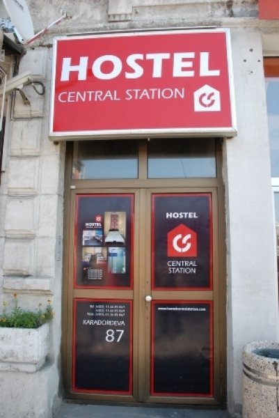 Hostel Central Station, Bělehrad