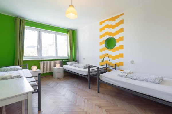 Patio Hostel, Bratislava