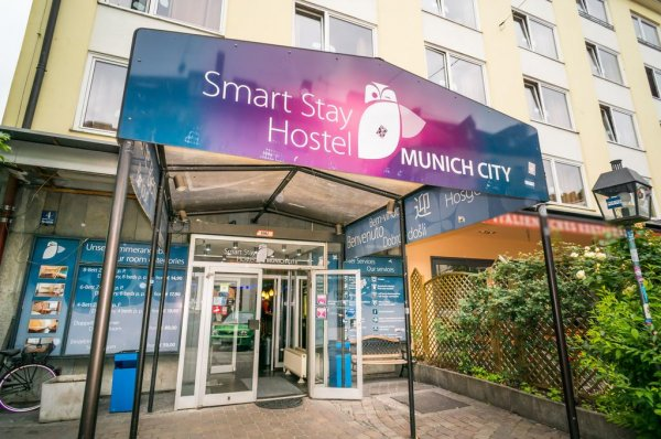 Smart Stay Hostel Munich City , Munich
