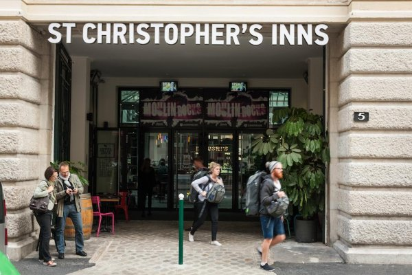 St Christopher's Inn Gare du Nord, Paris