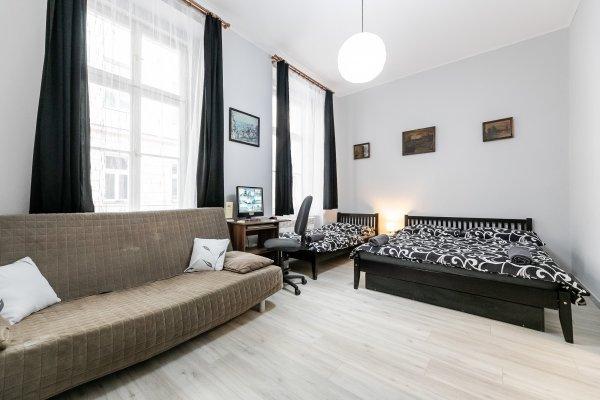 Apartment Letná, Prag