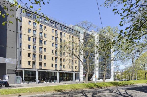 Anker Hostel, Осло