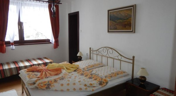 Pension Goralturist, Zdiar