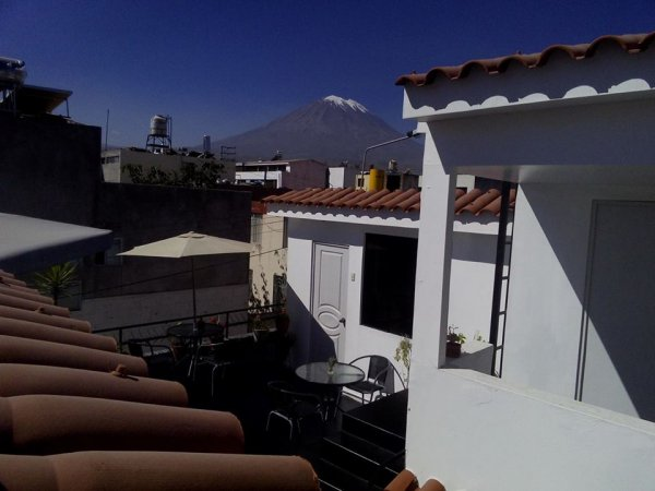 La Casa de Ana, Arequipa