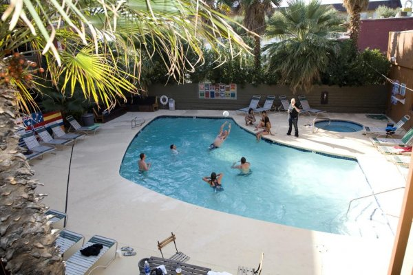 Las Vegas Hostel, Лас-Вегас