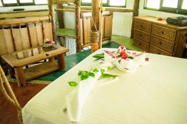 Hostel and Cabañas Ida y VueltaCamping, Isla Holbox