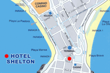 Hotel Shelton, पंटा डेल एस्टे