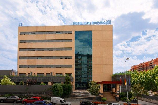 Hotel Las Provincias, Fuenlabrada